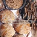 Preparato per Pane Biologico con Semi di Girasole, Lino e Avena