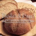 Preparato per Pane ai Multicereali con 7 Cereali, Soia e Semi