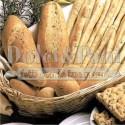 Preparato per Pane e Grissini ai Sapori Mediterranei con Semi, Fiocchi, Verdure e Spezie