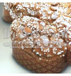 Preparato per Glassatura di Prodotti Dolciari con Farina di Mandorle e Nocciole