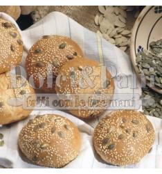 Preparato per Pane ai Semi e Farina di Zucca
