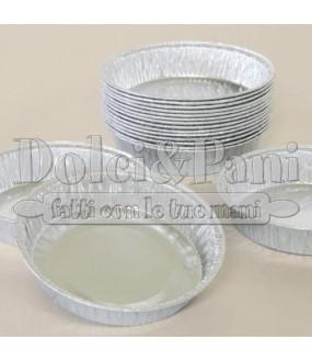 Stampini di alluminio diametro 9 cm
