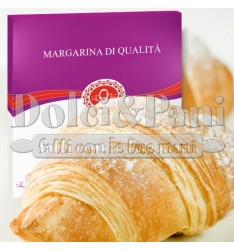 Margarina Vegetale per Croissant e Sfoglia