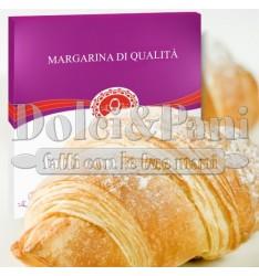 Margarina Vegetale Piatta per Croissant e Sfoglia