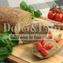 Preparato per Pane alla Canapa e Fiocchi Estrusi (Mais, Riso e Frumento)