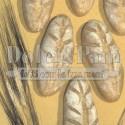 Pane con Grano Senatore Cappelli, Saraceno e Grano Farro