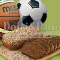 Preparato per Pane Proteico e basso contenuto di Carboidrati