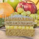 Preparato per Torta Vegana con Farina Integrale e Zucchero di Canna
