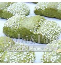 Preparato per Pane Verde all'Alga Spirulina