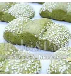 Preparato per Pane Verde all'Alga Spirulina