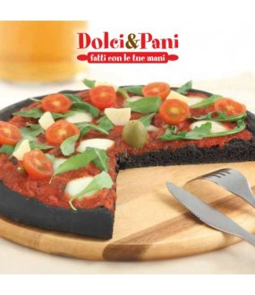 Preparato per Pizza e Focaccia Nera