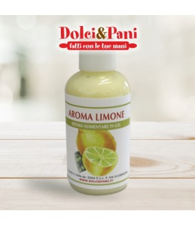 Aroma in gel limone