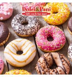 Preparato per Donuts Americani