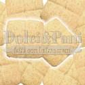 """Preparato per Biscotti al Riso con Farina di Frumento Macinata a Pietra Tipo """"1"""" e Farina di Riso Integrale"""