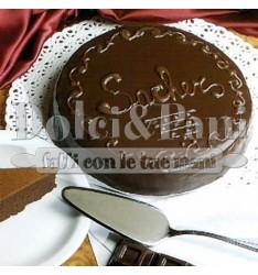 Preparato per Torta Sacher con Mandorle e Cacao