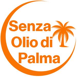 senza olio di palma