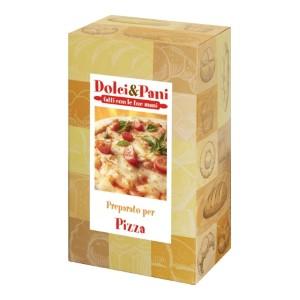 preparato per pizza napoletana