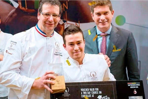Word Chocolate Masters 2015