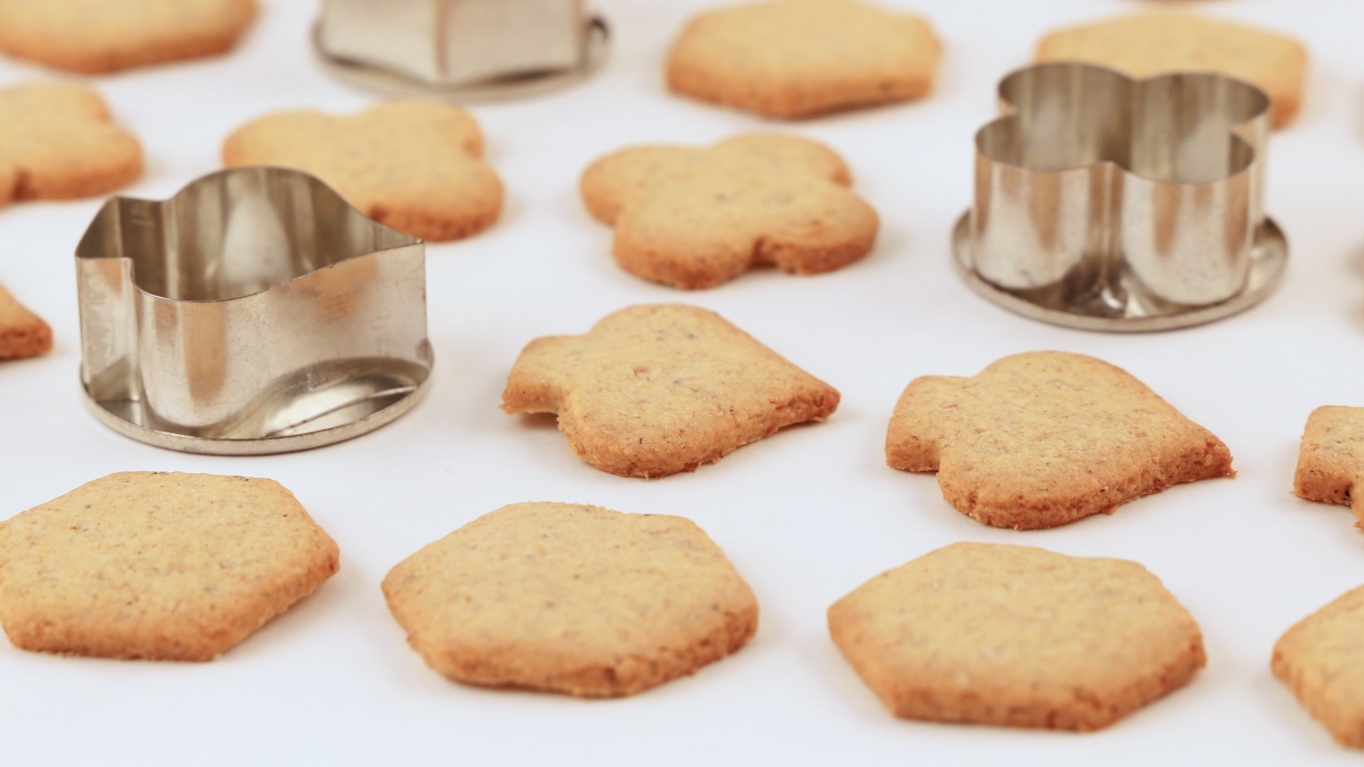 Preparato per Pasta Frolla e Frollini Integrali